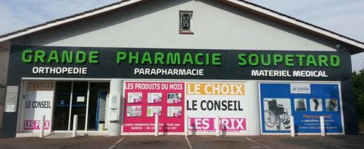 Grande Pharmacie Soupetard, TOULOUSE