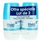 ETIAXIL DEO 48H ROLL-ON LOT 2 à TOULOUSE
