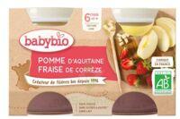 Babybio Pot Pomme Fraise à TOULOUSE