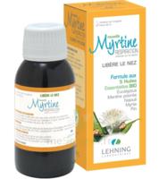 Lehning Myrtine Inhalante Solution D'inhalation 5 Huiles Essentiels Bio Fl/90ml à TOULOUSE