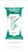 SAUGELLA ANTISEPTIQUE Lingette hygiène intime Paquet/15 à TOULOUSE