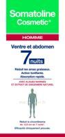 Somatoline Cosmetic Ventre Et Abdomen 7 Nuits Homme 150ml à TOULOUSE