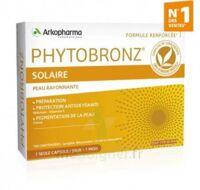 Phytobronz Solaire Caps Tous Types De Peaux B/30 à TOULOUSE