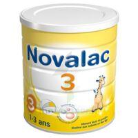Acheter NOVALAC 3 Lait de croissance B/800g à TOULOUSE