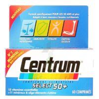 CENTRUM SELECT 50+ 60 COMPRIMES à TOULOUSE