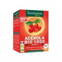 Santarome Bio Acérola 1000 Comprimés à Croquer 2t/10 à TOULOUSE