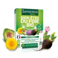 Santarome Bio Gélules Bien-être Du Foie B/30 à TOULOUSE