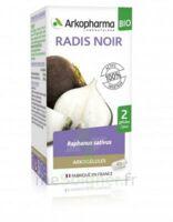 Arkogélules Radis Noir Bio Gélules Fl/40 à TOULOUSE