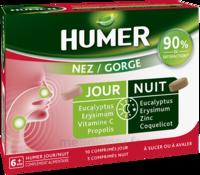 Humer Nez/gorge Jour&nuit 15 Comprimés à TOULOUSE