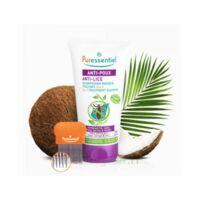 Puressentiel Anti-poux Shampooing masque traitant 2 en 1 Anti-Poux avec peigne - 150 ml à TOULOUSE