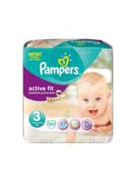PAMPERS COUCHES ACTIVE FIT TAILLE 3 4-9 KG x 26 à TOULOUSE