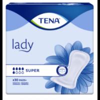 Tena Lady Protection Anatomique Adhésive Super Sachet/30 à TOULOUSE
