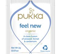 Pukka Bio Feel New Tisane Détox 20 Sachets