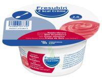 Fresubin 2kcal Crème sans lactose Nutriment fraise des bois 4 Pots/200g à TOULOUSE