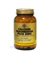 SOLGAR CALCIUM MAGNESIUM ZINC à TOULOUSE