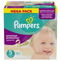 PAMPERS ACTIVE FIT T5 MEGA PACK 68 à TOULOUSE