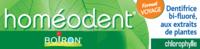 Boiron Homéodent Soin Complet Dents et Gencives Pâte Dentifrice Chlorophylle Format Voyage T/25ml à TOULOUSE