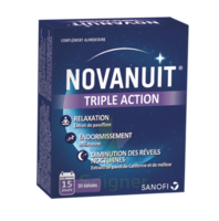 Novanuit triple action à TOULOUSE