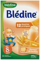 Blédine Miel/Briochée 12 dosettes de 20g à TOULOUSE