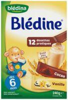 Blédine Vanille/Cacao 12 dosettes de 20g à TOULOUSE