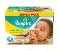 PAMPERS COUCHES NEW BABY 5-9KG 99 COUCHES à TOULOUSE