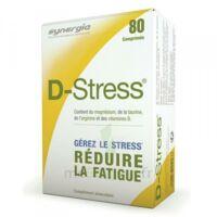 D-STRESS, boite de 80 à TOULOUSE