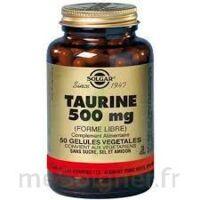 Solgar Taurine 500 Mg à TOULOUSE