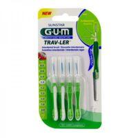 Gum Trav - Ler, 1,1 Mm, Manche Vert , Blister 4 à TOULOUSE