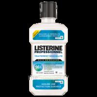 Listerine Professionnel Bain bouche traitement sensibilité 500ml à TOULOUSE