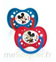 Dodie Disney sucettes silicone +18 mois Mickey Duo à TOULOUSE