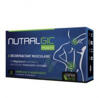 Nutralgic Muscle Comprimés Décontractant Musculaire B/14 à TOULOUSE