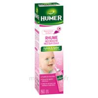 Humer Rhume Spray nasal nourrisson enfant 50ml à TOULOUSE