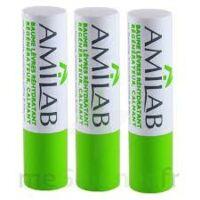 Amilab Baume labial réhydratant et calmant lot de 3 à TOULOUSE