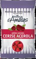 Les Douceurs d'Amelys Pastilles Cerise acérola sans sucre Sachet/80g à TOULOUSE
