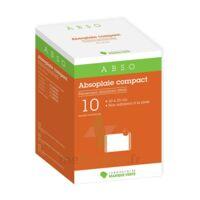 ABSOPLAIE COMPACT Pans abs non-adh 15x20 – Boîte de 10 à TOULOUSE