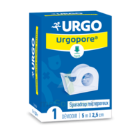 Urgopore Géant Sparadrap 2,5cmx9,14m dévidoir à TOULOUSE