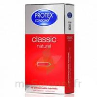 Protex Classic Naturel Préservatif avec réservoir B/12 à TOULOUSE