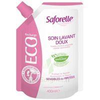 Saforelle Solution Soin Lavant Doux Eco-recharge/400ml à TOULOUSE