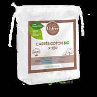 Gifrer Carré coton bio Sachet/150 à TOULOUSE