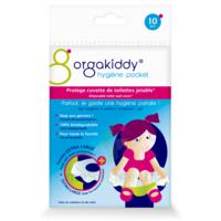 Orgakiddy Protège-cuvette toilettes XL Pochette/10 à TOULOUSE