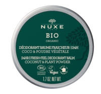 Nuxe Bio Déodorant Baume Fraîcheur 24h Toutes Peaux Pot/50g à TOULOUSE