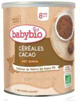 BABYBIO Céréales Cacao à TOULOUSE