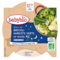 BABYBIO Assiette Bonne Nuit Légumes verts Riz à TOULOUSE