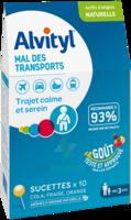 Alvityl Sucette Mal Des Transports B/10 à TOULOUSE