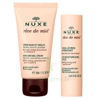 Rêve de Miel Crème Mains et Ongles + Stick Lèvres Hydratant