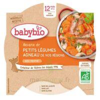 BABYBIO Assiette Légumes Agneau à TOULOUSE