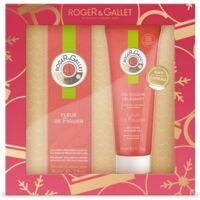 Roger & Gallet Fleur de Figuier Eau fraiche + Gel douche Coffret 2020 à TOULOUSE