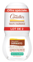 Rogé Cavaillès Déodorants Déo Soin Dermatologique Roll-on 2x50ml à TOULOUSE