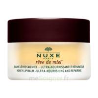 Nuxe Baume Lèvres Ultra-nourrissant Rêve De Miel®15g à TOULOUSE