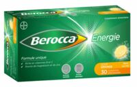 BEROCCA ENERGIE Comprimés effervescents orange B/30 à TOULOUSE